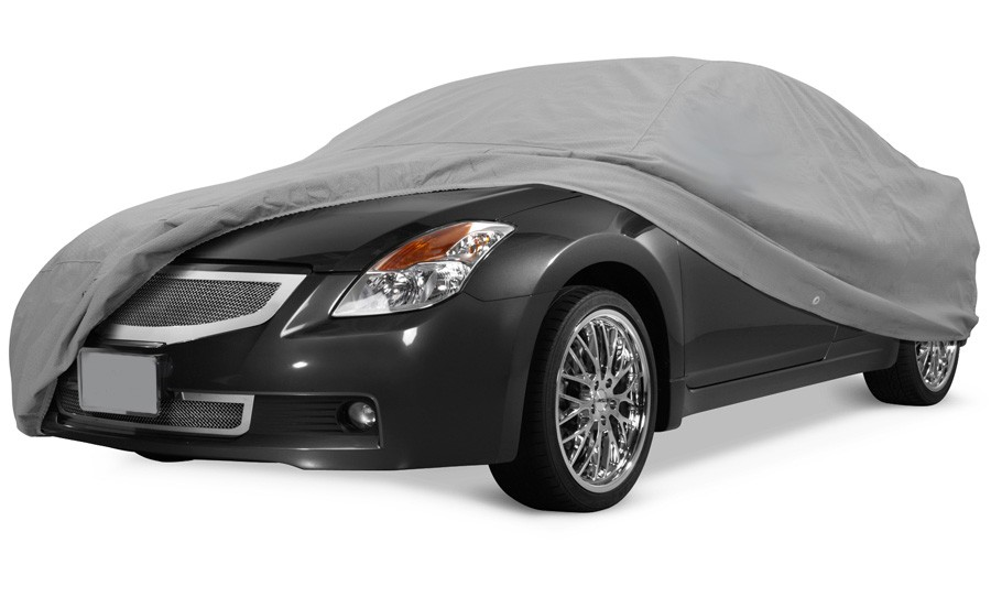 100% Waterproof Car Cover / 4 Layers