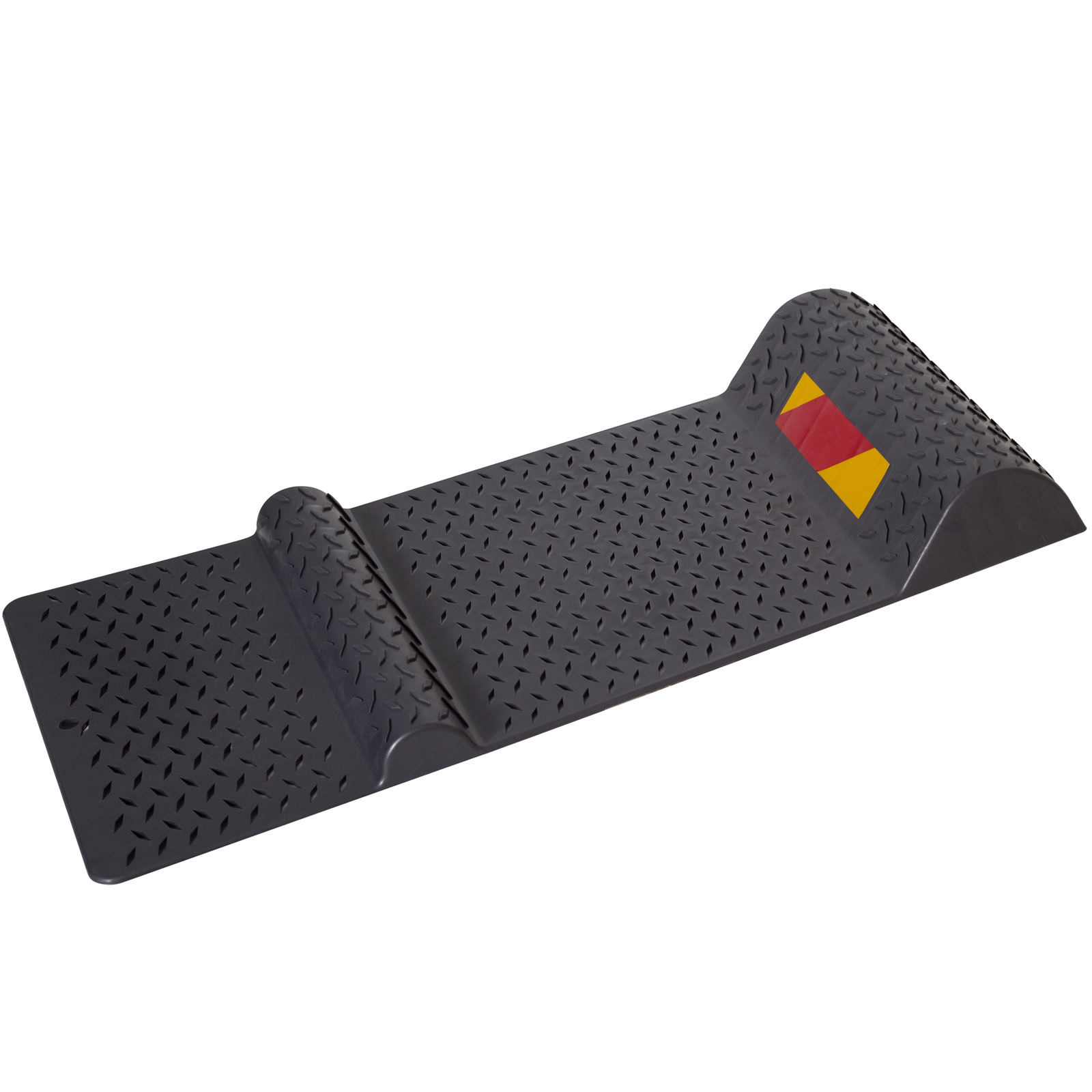 car parking mat assist garage floor for truck suv stop protection bump safety